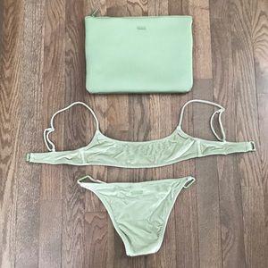Triangl Kiara Italian Velvet Bikini